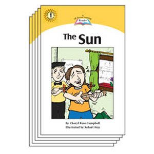 sunshine books guided reading levels